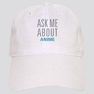 Ask Me Anime Cap