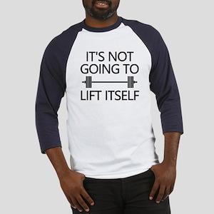 Lift Itself Baseball Jersey