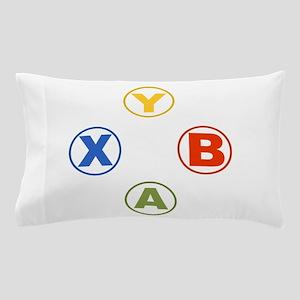 Xbox Buttons Pillow Case
