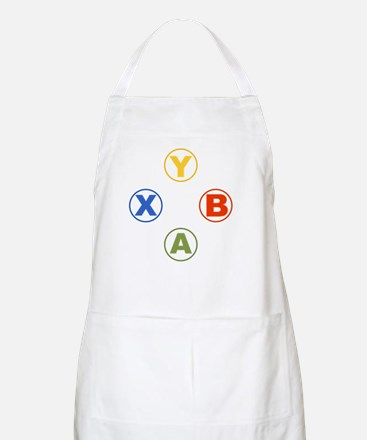 Xbox Buttons Apron