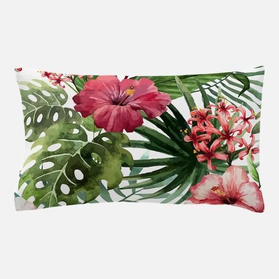 Unique Hawaiian Pillow Case