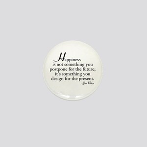 Happiness Mini Button