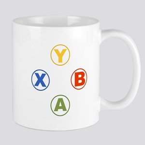 Xbox Buttons Mugs