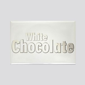 White Chocolate Fridge Magnet