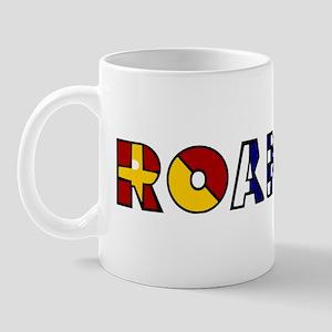 Nautical Roanoke Mug