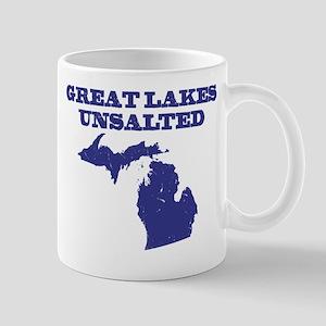 Great Lakes Unsalted Mug