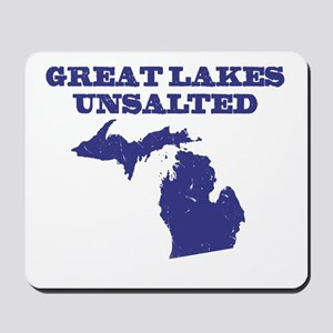 Great Lakes Unsalted Mousepad