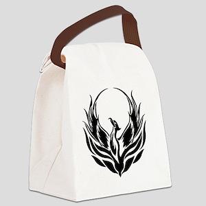 Phoenix Canvas Lunch Bag