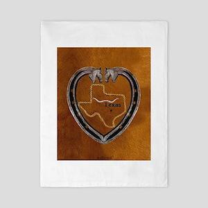 Texas Pride Twin Duvet
