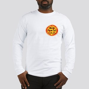 Funny Pizza Fan Long Sleeve T-Shirt