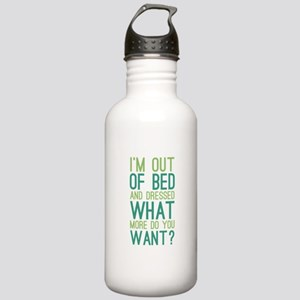 What More Do You Want? Stainless Water Bottle 1.0L