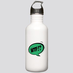 What the? Stainless Water Bottle 1.0L