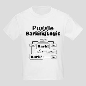Puggle Logic Kids Light T-Shirt