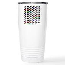 Logo Flock Travel Mug