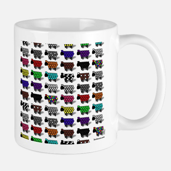 Logo Flock Mugs