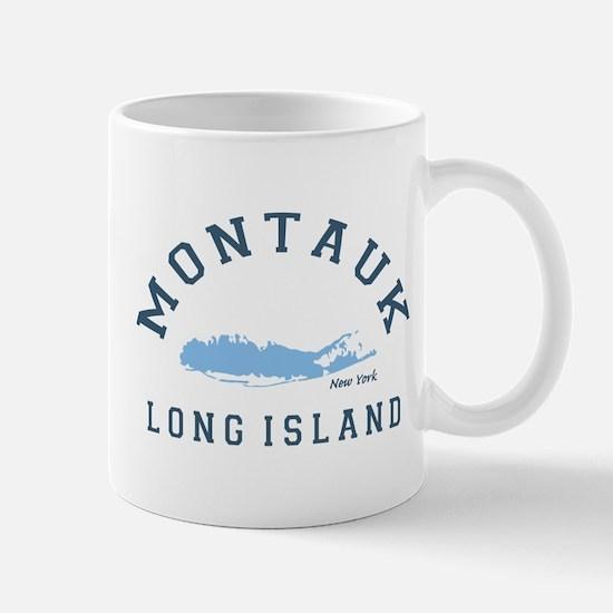 Montauk - Long Island. Mug Mugs