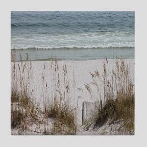 Sandy Beach Tile Coaster