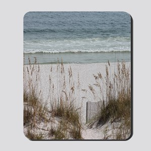 Sandy Beach Mousepad