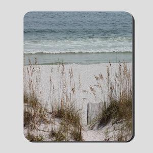 Sandy Beach Mousepad