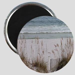 Sandy Beach Magnet