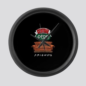 Friends Large Wall Clock