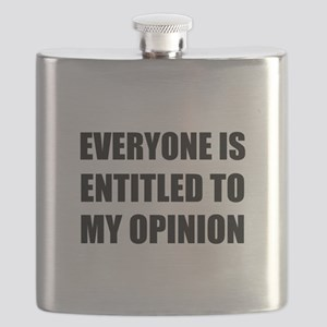 My Opinion Flask