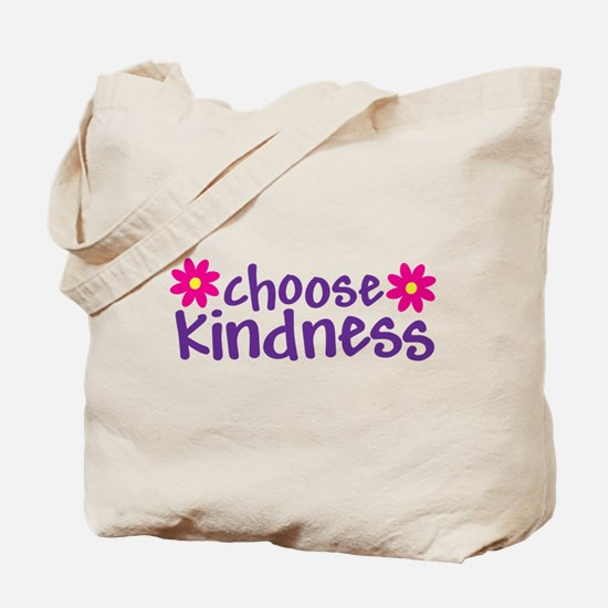 Choose Kindness - Tote Bag