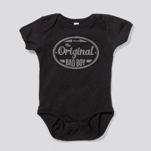 Personalized Birthday Bad Boy Baby Bodysuit