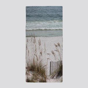 Sandy Beach Beach Towel