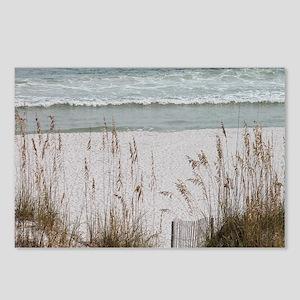 Sandy Beach Postcards (Package of 8)