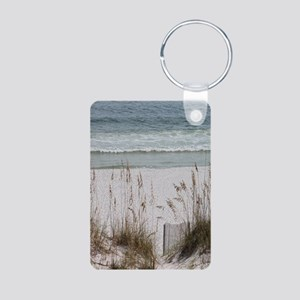 Sandy Beach Keychains