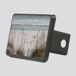 Sandy Beach Rectangular Hitch Cover
