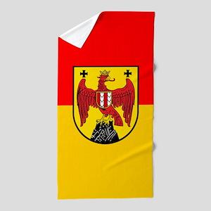 Burgenland Beach Towel