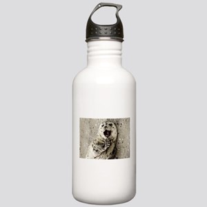 Harbor Seal Pup Water Bottle