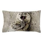 Harbor Seal Pup Pillow Case