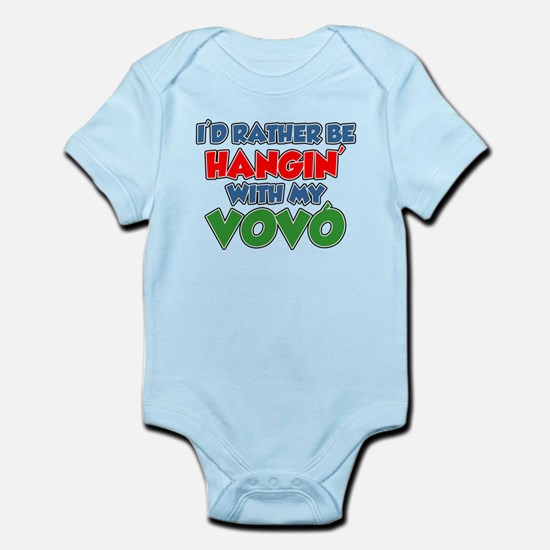 Rather Be With Vovo Body Suit