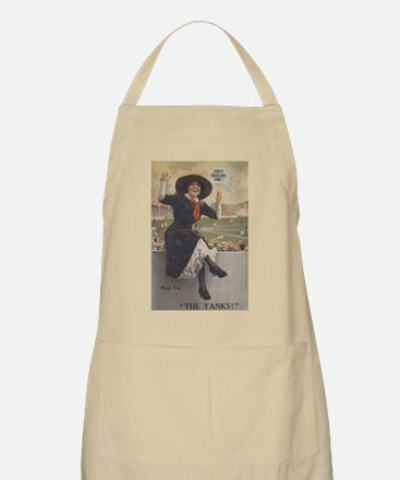 baseball art Apron