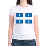 Official Flag and Color Jr. Ringer T-Shirt