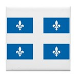 Official Flag and Color Tile Coaster