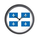 Official Flag and Color Wall Clock