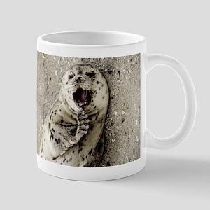 Harbor Seal Pup Mugs
