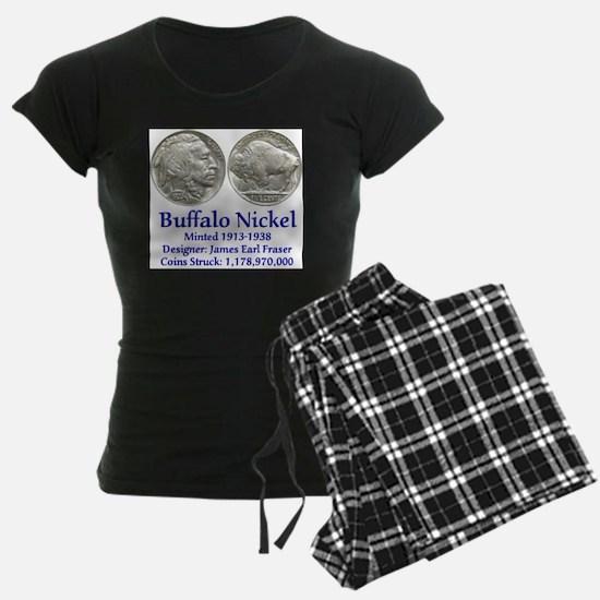 buffalonickelforlighta Pajamas