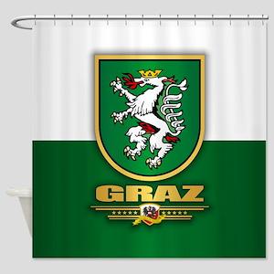 Graz Shower Curtain