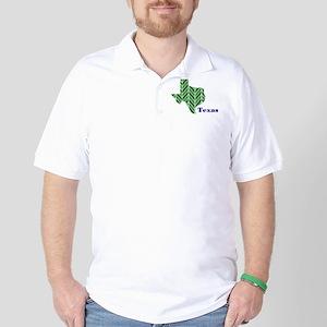 Texas Golf Shirt