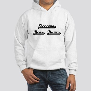 Sleeping Bear Dunes Classic Retr Hooded Sweatshirt