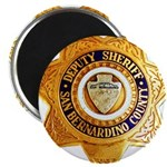 San Bernardino County Sheriff Magnet