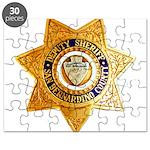 San Bernardino County Sheriff Puzzle