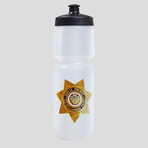 San Bernardino County Sheriff Sports Bottle
