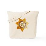 San Bernardino County Sheriff Tote Bag