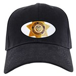 San Bernardino County Sheriff Black Cap with Patch